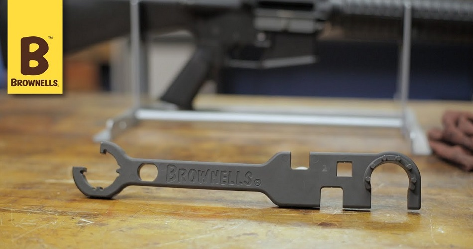 best AR 15 armorer's wrench
