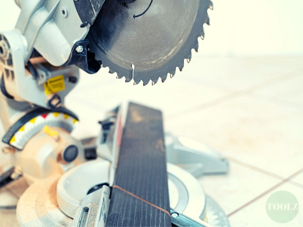 Top 9 Best Miter Saw Blades For Trim, Laminate Flooring, Cutting 2x4, Hardwood, Aluminum & MDF