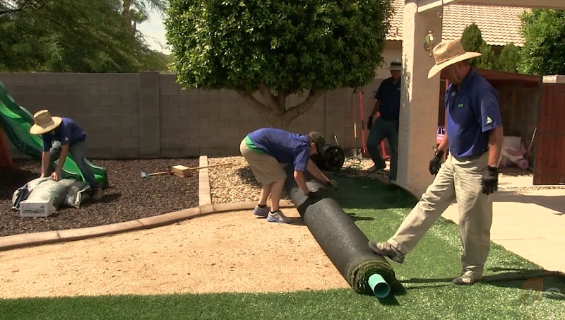 laying-artificial-grass-how-to-lay-artificial-turf